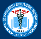 Delhi Pharmaceutical Sciences & Research University - DPSRU Logo - JPG, PNG, GIF, JPEG