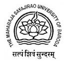 Maharaja Sayajirao University of Baroda - MSUB Logo - JPG, PNG, GIF, JPEG