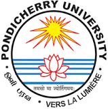 Pondicherry University Logo - JPG, PNG, GIF, JPEG