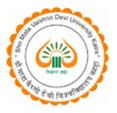 Shri Mata Vaishno Devi University - SMVDU Logo - JPG, PNG, GIF, JPEG