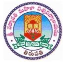 Sri Padmavati Mahila Visvavidyalayam - SPMV Logo - JPG, PNG, GIF, JPEG