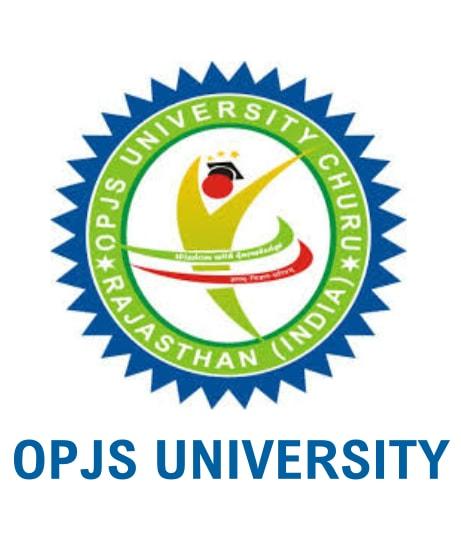 OPJS University Logo - JPG, PNG, GIF, JPEG